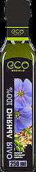 Льняное масло, EcoOlio, 250 мл