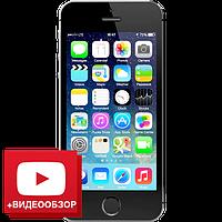Китайский смартфон iPhone 5S, 1 SIM, 4-х ядерный, 8 Мп, Android 4.2.2, 8 Гб, multi-touch