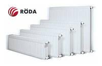 Roda 22 R (500?1100) стальной радиатор для отопления с боковым подключением H300