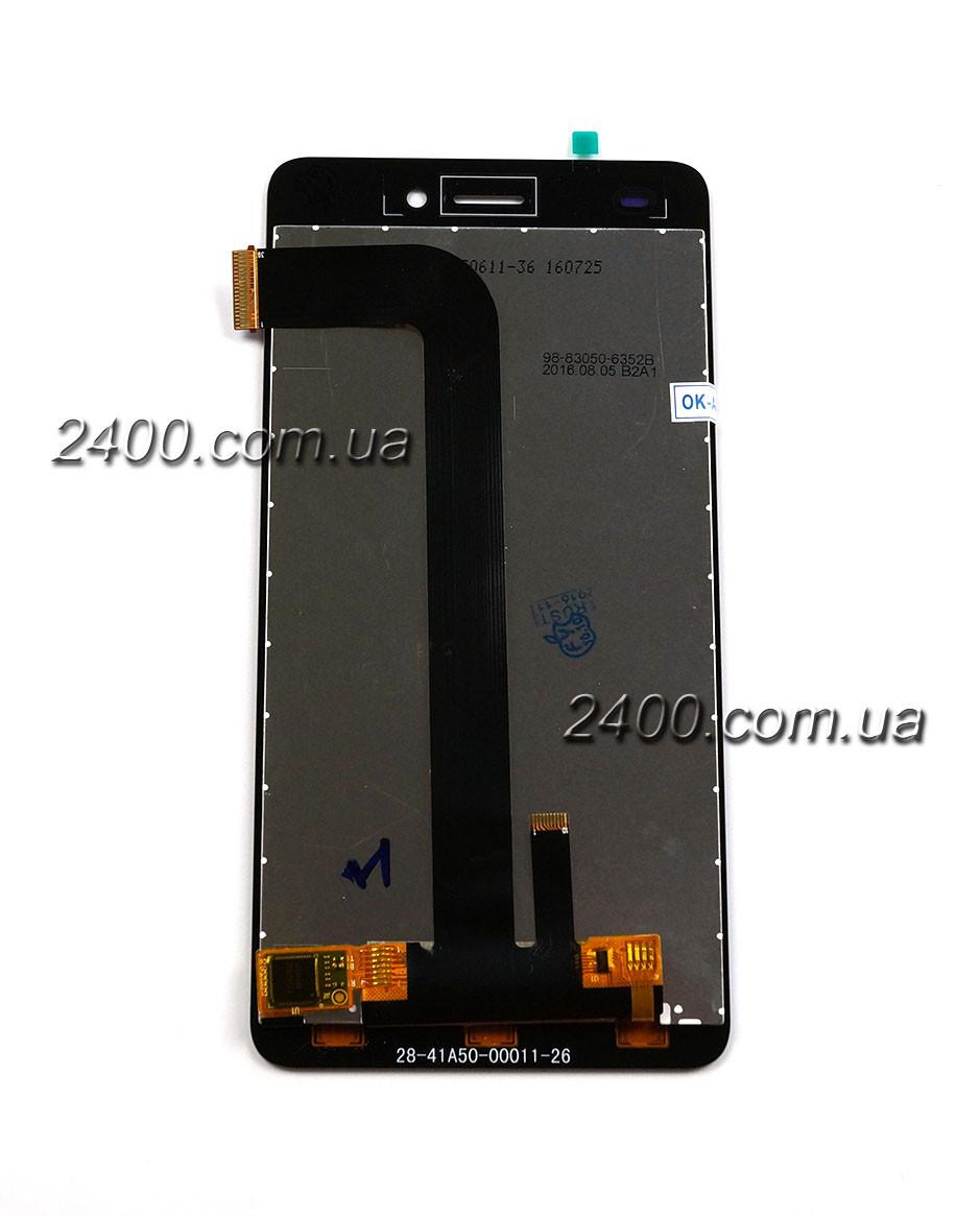 Сенсор +дисплей, модуль Nomi i5011 для телефона