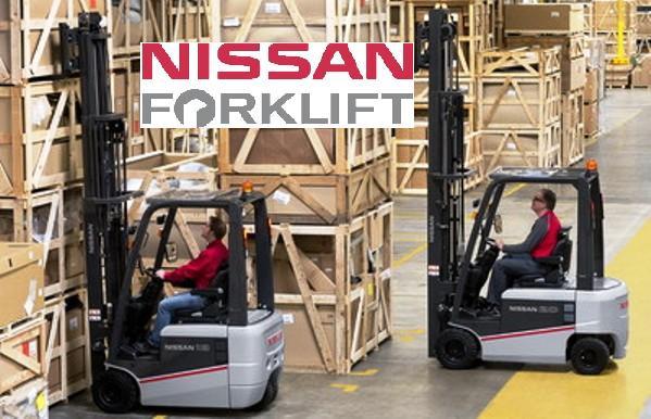 Электропогрузчик Nissan ТХ4-18