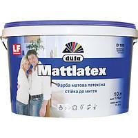 Краска Dufa Mattlatex D100 1 л N50101149