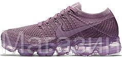 Женские кроссовки Nike Air VaporMax Violet Dust Найк Вапормакс фиолетовые