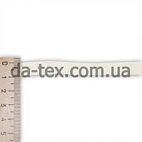 10 мм Лента х/б (киперная) суровая неотбеленная