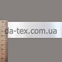 35 мм Лента сатин для печати этикеток белая