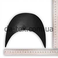 2,2 мм Козырёк чёрный