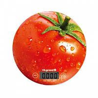 Весы кухонные ViLgrand VKS-519_Tomato