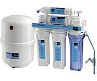 Система обратного осмоса для фильтрации питьевой воды  CAC-ZO-5 (Украина)