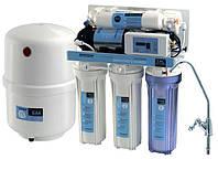 Система обратного осмоса для фильтрации питьевой воды  CAC-ZO-5Р/DD (Украина)
