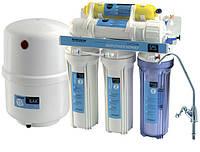 Система обратного осмоса для фильтрации питьевой воды  CAC-ZO-6M (Украина)