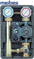 """Группа быстрого монтажа Meibes D-MK 1"""" с насосом Grundfos UPS 25-60 (Design Huch EnTEC)"""