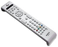 Пульт ДУ 12-91 для PHILIPS универсальны RM-D727  (корпус типа RC4331/01 LCD)tv/dvd/vcr/sat (блистер)