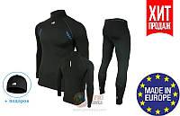 Мужской спортивный утепленный костюм для бега Radical Edge (original) теплый зимний