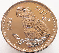 Фиджи 20 центов 2012