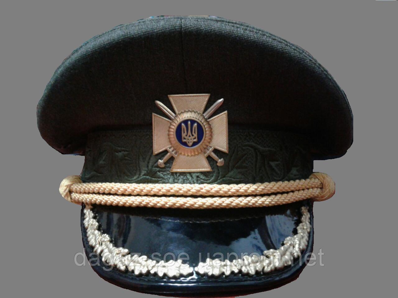 Фуражка Вид 2 Министерство Обороны Украины