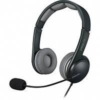 Гарнитура Speed Link Sonid Stereo Headset Black-Grey USB (SL-870002-BKGY)