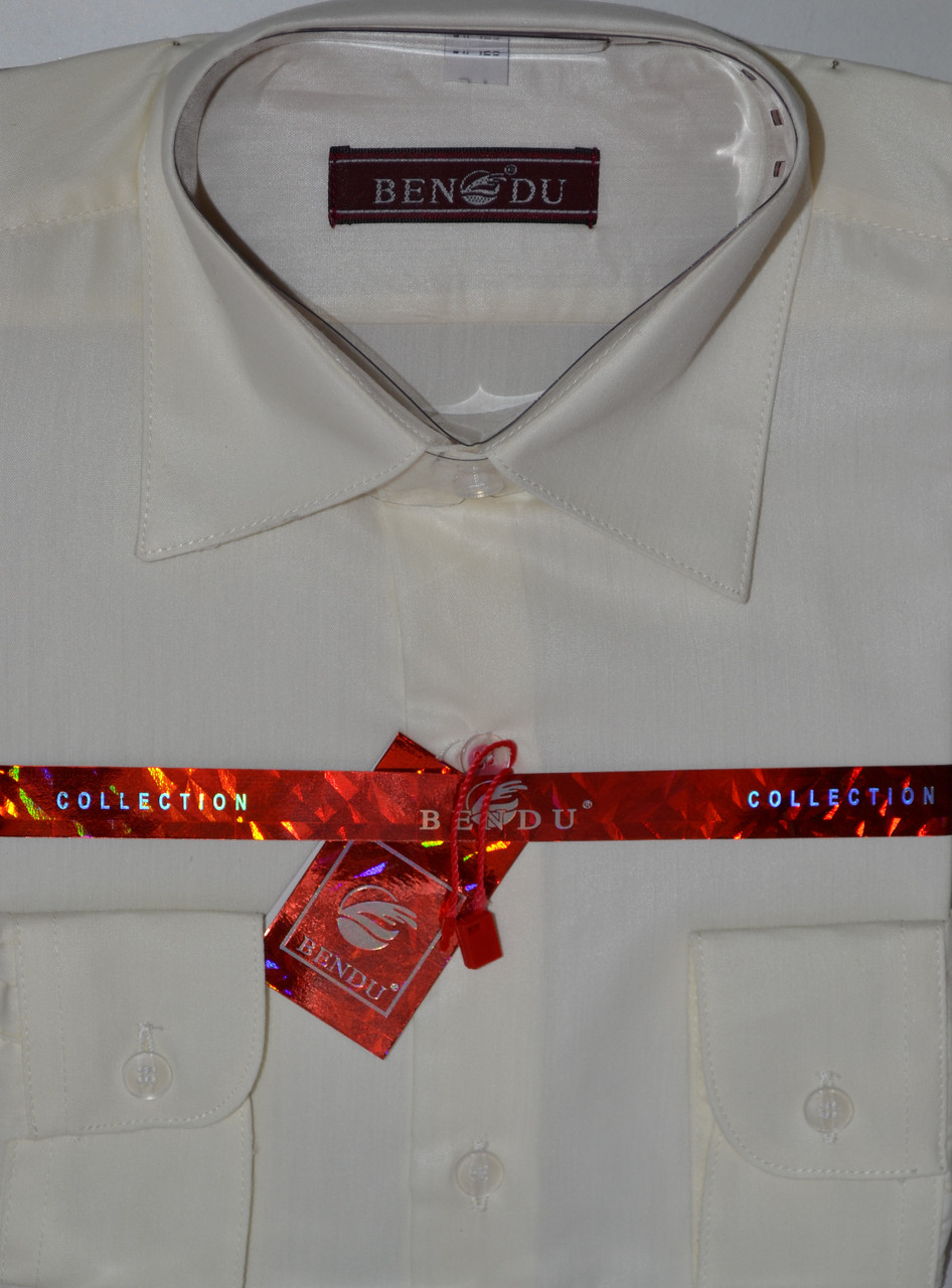 Детская  рубашка BENDU (размер 32,34)