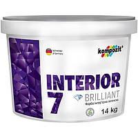 Краска Kompozit Interior 7 A 4.2 кг N50101661