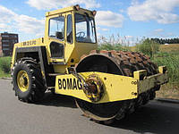 Грунтовый каток Bomag BW 213