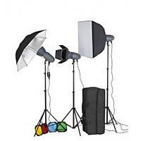 Набор студийного света Mircopro MQ-200S Unique Kit