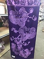 Полотенце махровое ТМ Речицкий текстиль, Орхидея, 67х150 см
