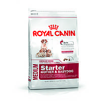 Корм для собак Royal Canin Medium Starter (Роял Канин Медиум Стартер) 12 кг