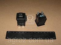 Выключатель дальнего света фар ГАЗ 3302 (пр-во Автоарматура) 85.3710-02.02