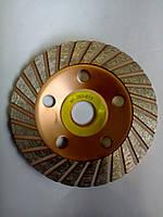 Чашка алмазная торцевая 180мм (турбо) 283-818 .Для шлифовки камня ,бетона Киев.