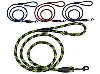 Поводок для собак светоотражающий шнур для альпинизма