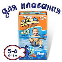 Подгузники Huggies Little Swimmers 5-6 11x8 шт