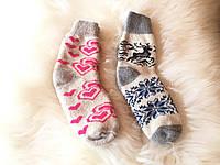 Носки женские с ангоры плотные