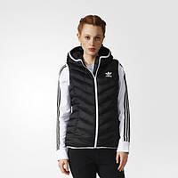 Женский утепленный жилет Adidas Slim Vest AY4748 - 2017/2