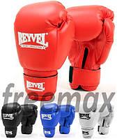 Перчатки боксёрские Reyvel винил 18oz