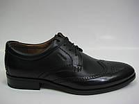 Мужские кожаные туфли инспектор TM Kepper