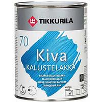 Лак Tikkurila Кива полуматовый 0.9 л N50203144