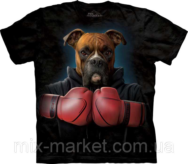 Футболка The Mountain - Boxer Rocky - 2011