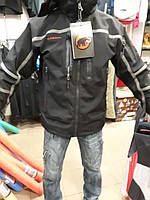 Куртка Mammut Softshell L (чорна), фото 1