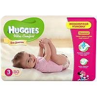 Подгузники Huggies Ultra Comfort 3 5-9 кг 80 шт N51306345