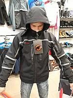 Куртка Mammut Softshell XXL (чёрная)