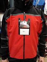 Куртка Mammut Softshell  L (красная с чёрным)