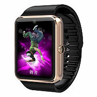 Умные часы Smart Watch Phone GT08 (gold)