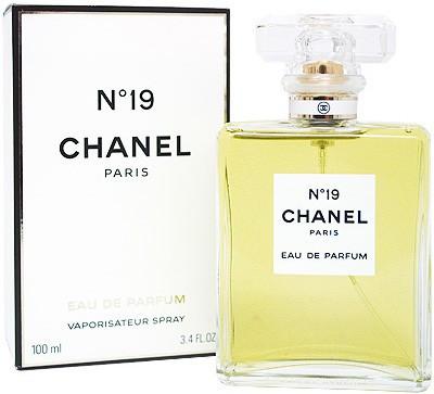 Chanel - №19