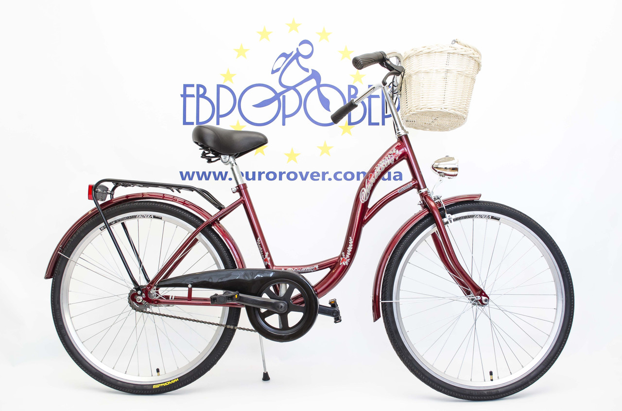 2021dea2788ca4 Велосипед VANESSA 26 Red Польша, цена 4 199 грн., купить в Львове ...
