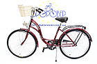 Велосипед VANESSA 26 Red Польша, фото 2