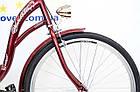 Велосипед VANESSA 26 Red Польша, фото 8