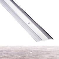 Профиль для пола алюминиевый 1-А 40x1800 мм Дуб пепельный N80213956
