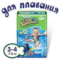 Подгузники Huggies Little Swimmers 3-4 12x8 шт