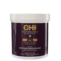Средство для химического выпрямления волос CHI Deep Brilliance Silk Conditioning Relaxer 910 г