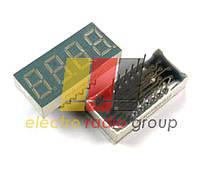 Светодиодн. индикатор 4 разряда CPD03641SR1/A (аналог E40361-I-O-8-W)