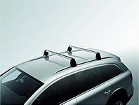 Рейлинги поперечины на крышу Audi Q7 2016, 2017 4M Новые Оригинальные